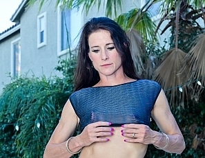 SofieMarieXXX/Step Mom Poolside POV BJ